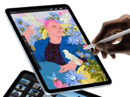 Apple lancerà iPad Air 4 insieme agli iPhone 12