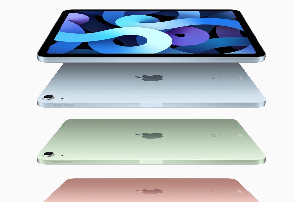 Primi benchmark dell'A14 di iPad Air 4