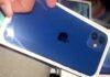 Anche iPhone 12 blu ha il suo primo unboxing