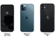 iPhone 12 dimensioni, tutti i modelli a confronto per scegliere