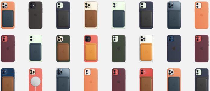 Apple presenta le nuove custodie e accessori MagSafe per iPhone 12