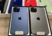Tutti i colori degli iPhone 12 mostrati in foto