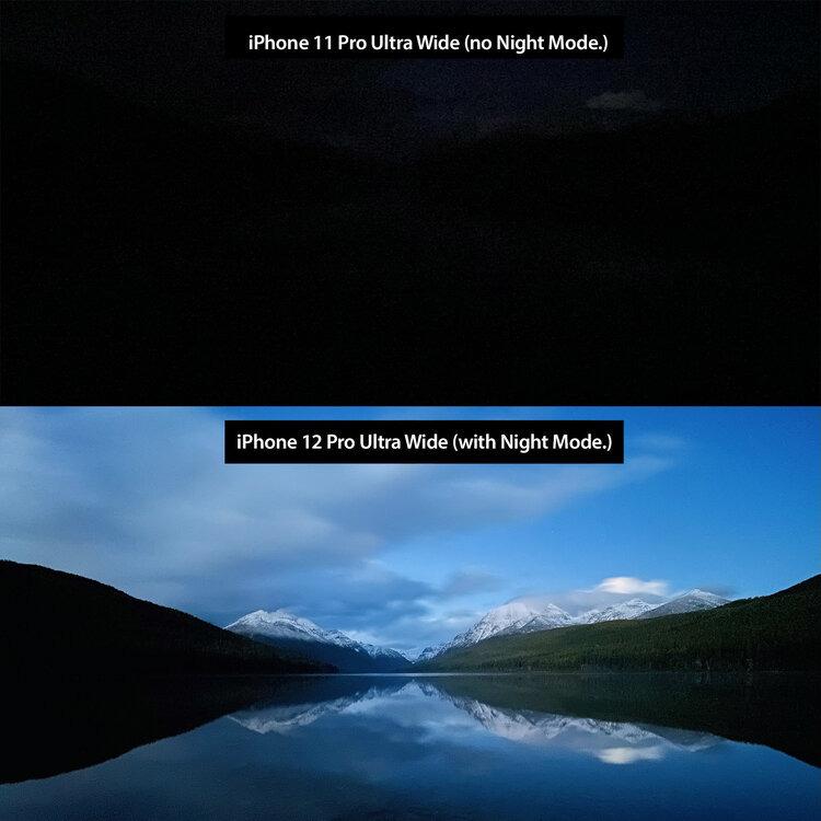 iPhone 12 Pro brilla nella prova del fotografo professionista