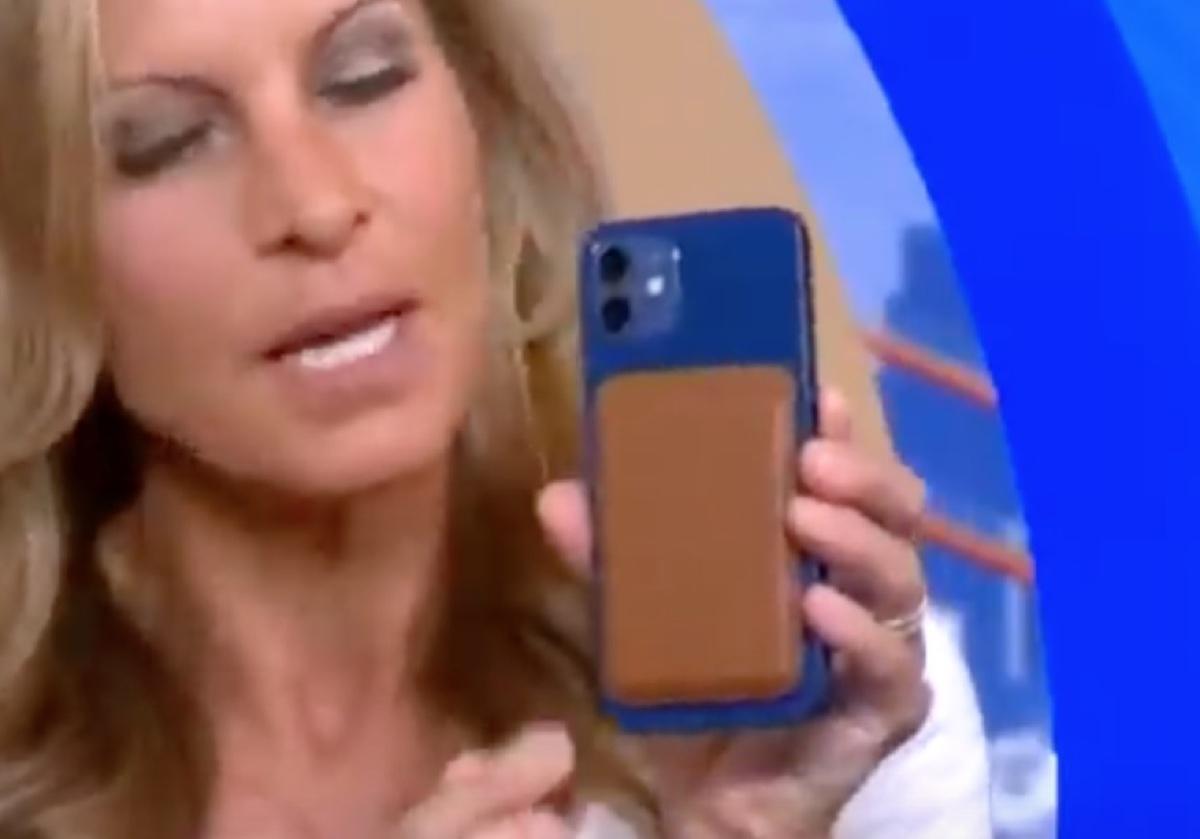 iPhone 12 dal vivo, la prima volta è in Good Morning America
