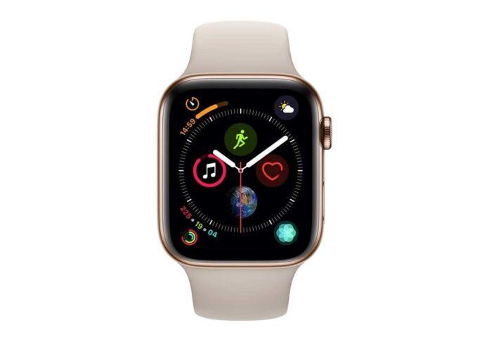 Apple Watch 4 cellular in acciaio e bracciale in maglia milanese: solo 419,99 €