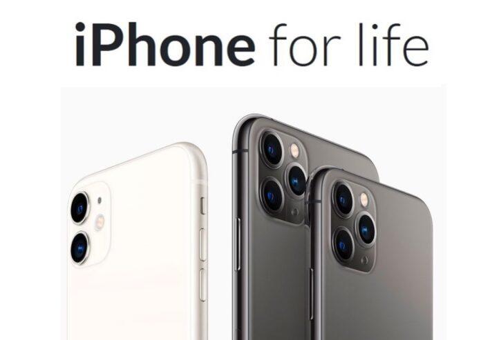 iPhone for life, Apple registra il marchio iPhone per la vita
