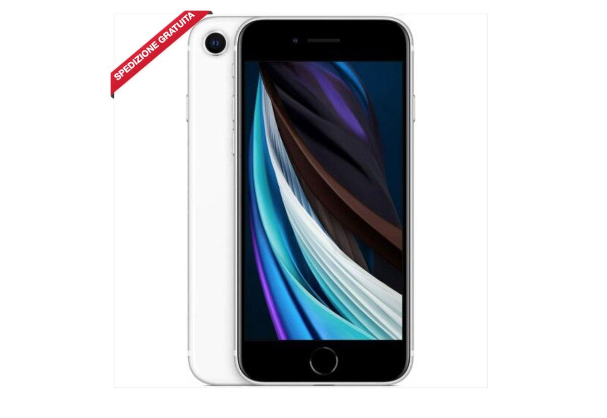 eBay, iPhone SE 64 Gb a 419,99 €, 256 GB a 579,99 €