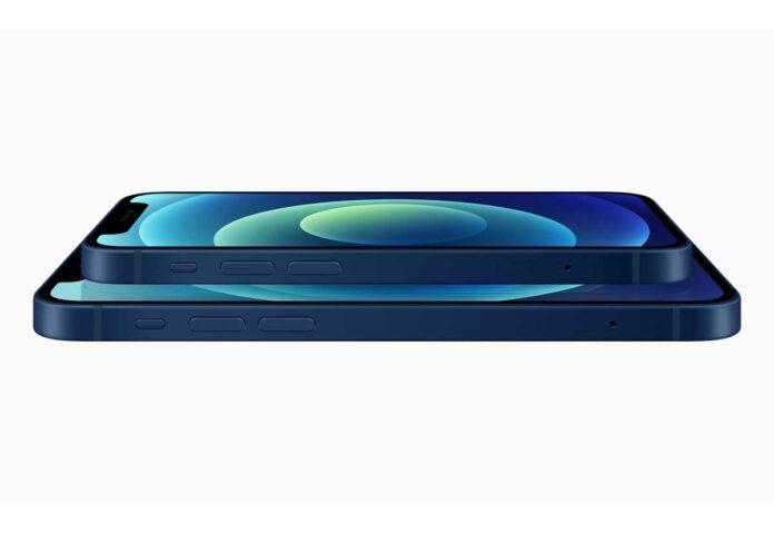 iphone12 e iphone12 mini esem