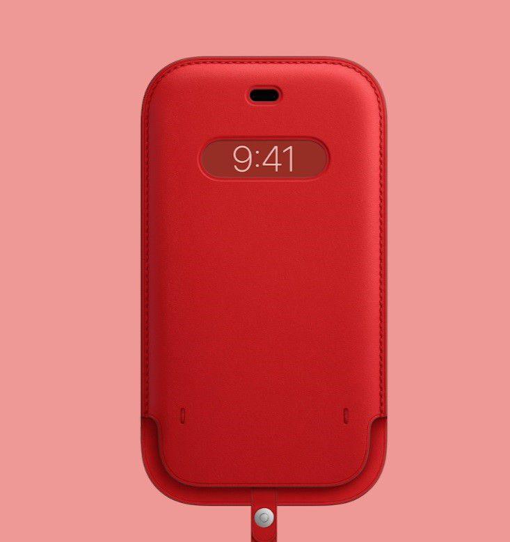 Il nuovo iPhone 12 con il MagSafe magnetico per la ricarica wireless
