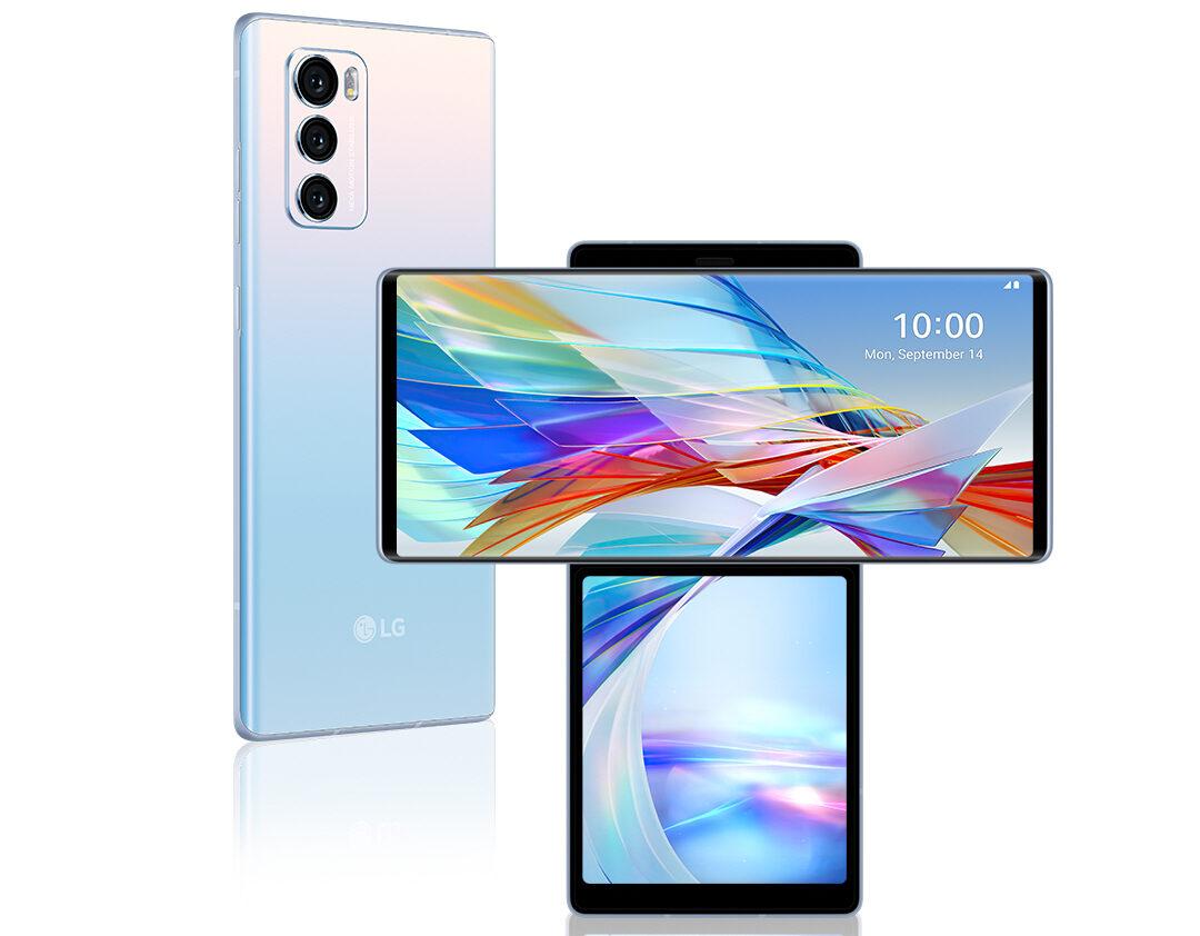 LG WING, lo smartphone con le ali in Italia a 1.299,90 euro