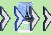 """La funzione AR """"Live View"""" offre maggiori POI e precisione su Google Maps"""