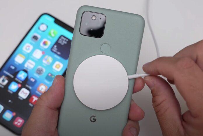 Il MagSafe di iPhone 12 funziona anche con alcuni smartphone Android