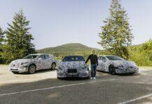 Sei nuovi modelli EQ: Mercedes-Benz conferma l'espansione della gamma di auto elettriche