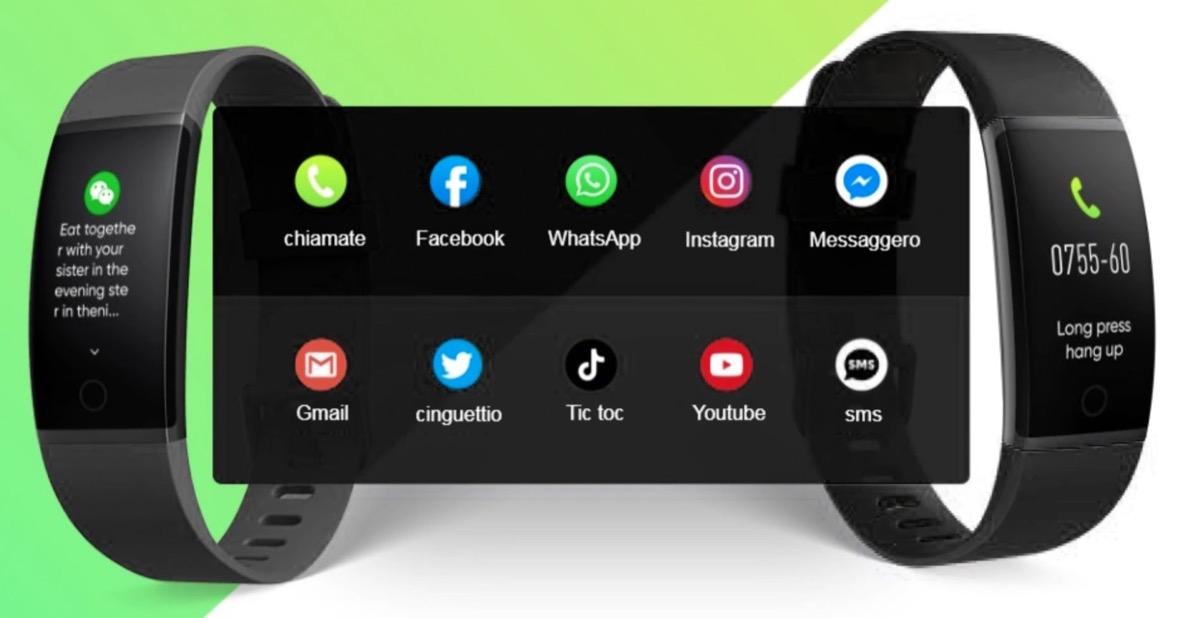 Smartband Oppo Realme, per tenersi in forma spendendo pochissimo: sconto 21 euro
