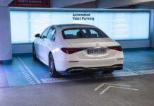 A Stoccarda un sistema di parcheggio completamente autonomo