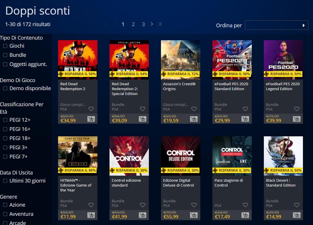 Su PlayStation Store non saranno più venduti giochi PS3, PSP e PS Vita se si accede da smartphone o web