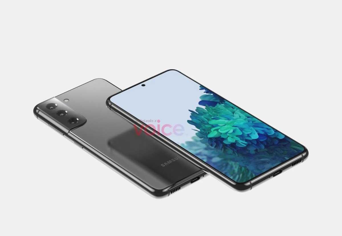 Il Samsung Galaxy S30 (o S21) arriverà  …