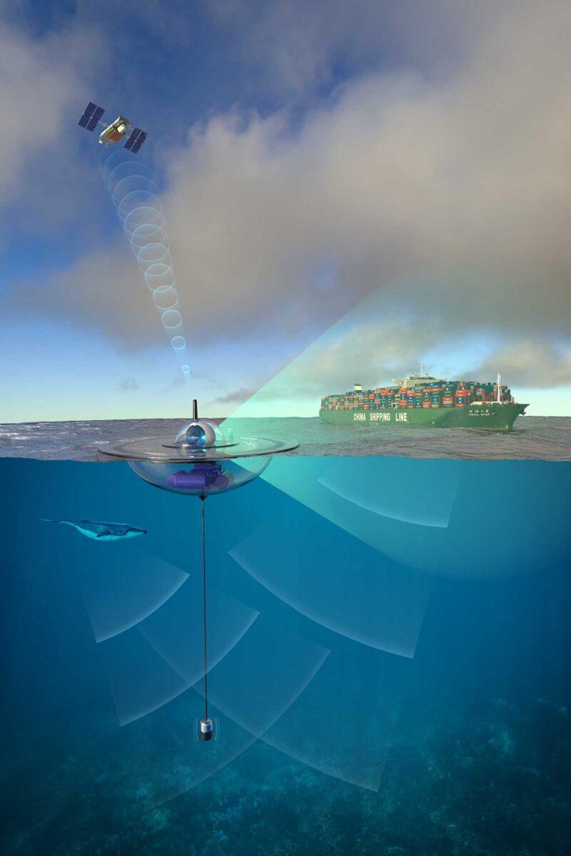 Il PARC di Xerox usa migliaia di sensori per espandere la conoscenza sugli oceani