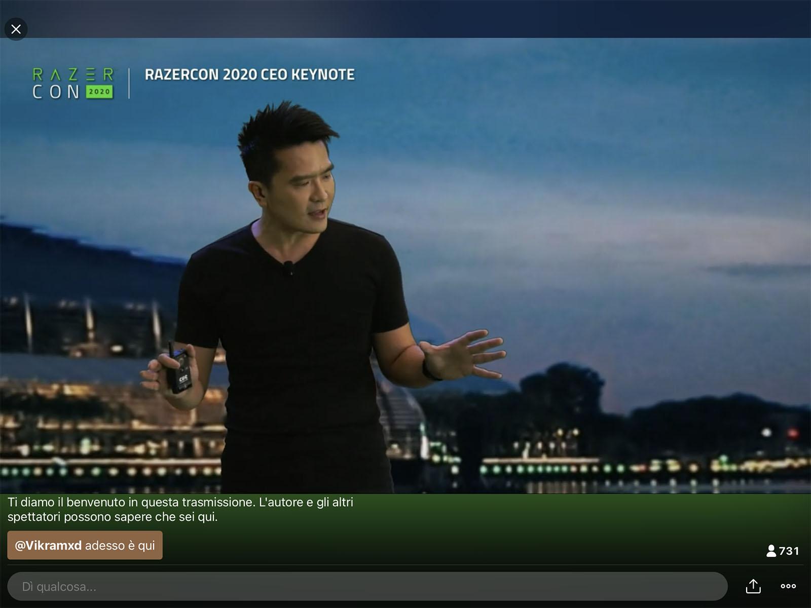 Razer presenta Iskur e Seiren Mini alla RAZERCON 2020 (NDA)