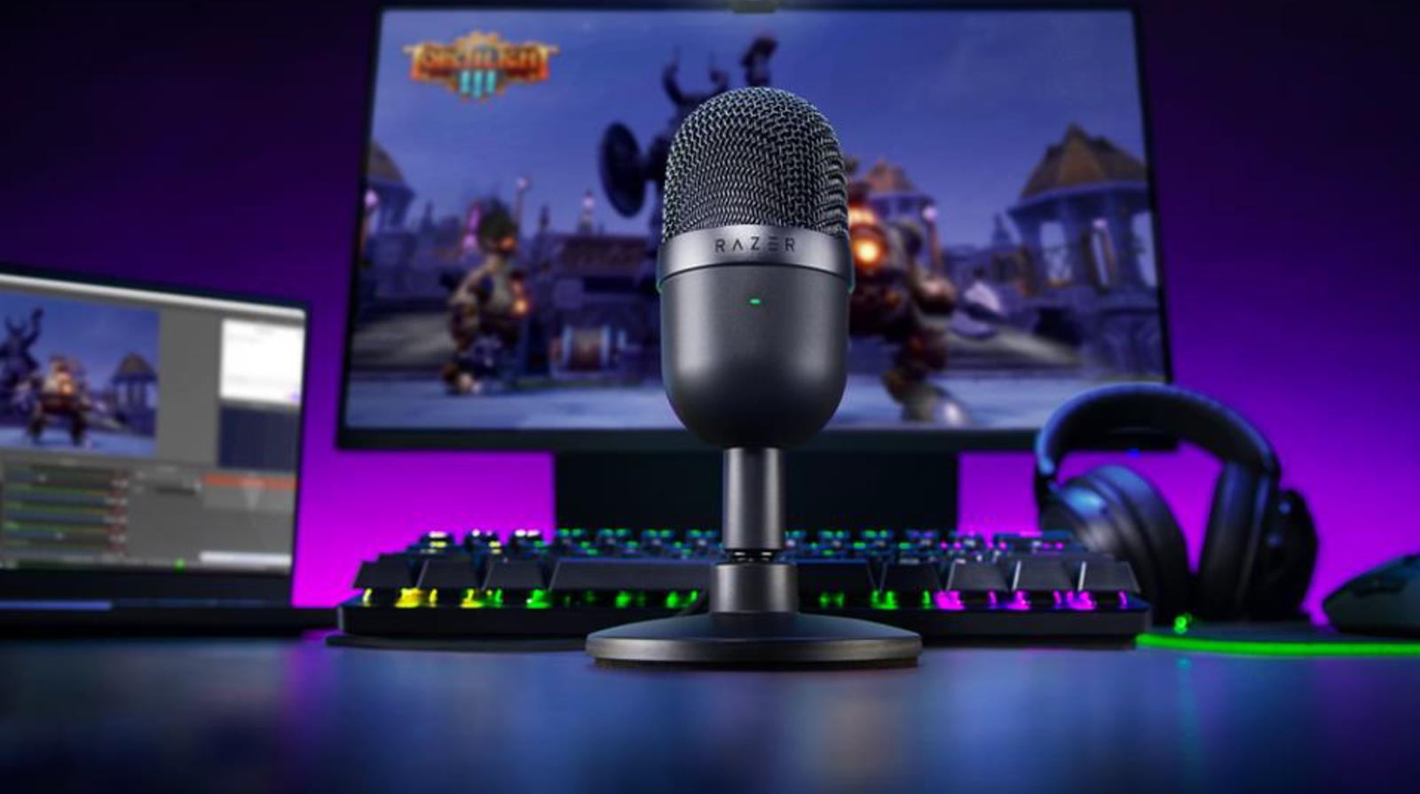 Razer presenta Iskur e Seiren Mini alla RAZERCON 2020