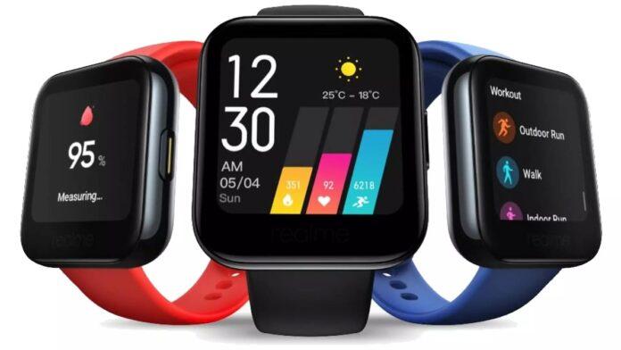 Realme watch, lo smartwatch economico di OPPO in offerta lampo a 48,23 euro