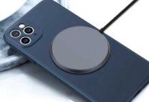 Un produttore di accessori ha presentato un supporto di ricarica magnetico wireless per iPhone 12