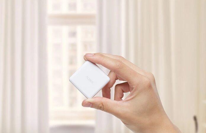 Aqara Cube, il telecomando universale senza fili che vi trasforma gli elettrodomestici in smart, in offerta a 11,40 euro