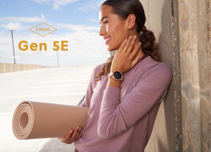 FOSSIL presenta il nuovo smartwatch GEN 5E in 4 varianti, per uomo e donna