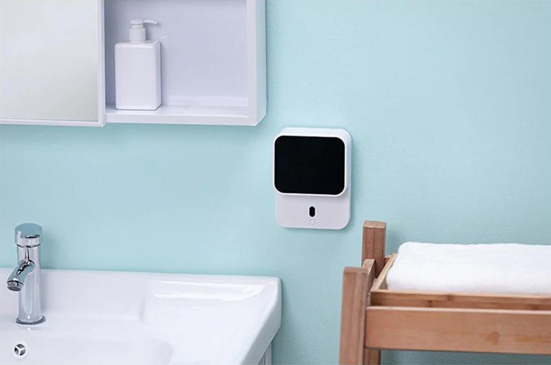 X5 è il distributore automatico di sapone da 280 ml in offerta con codice sconto a 18,16 euro