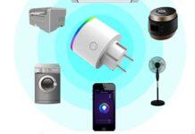 MoesWK, la presa smart per la casa connessa diventa RGB: in offerta a 11,95 euro