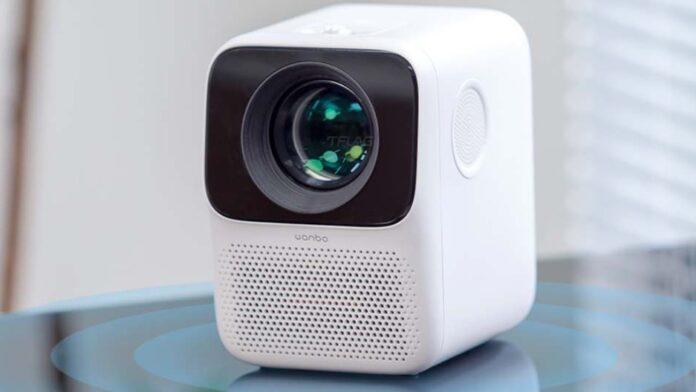 Wanbo T2 Max, ecco il piccolo proiettore Full HD e con Android