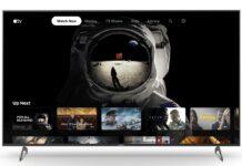 Sony rilascia l'app Apple TV per i suoi televisori