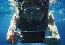 iPhone, in un brevetto di Apple i comandi touch anche sott'acqua