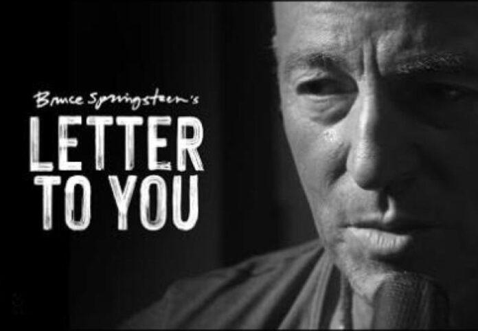 """Apple ha rilasciato il trailer del documentario di Bruce Springsteen """"Letter to You"""""""