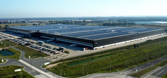 Nei Paesi Bassi l'installazione del tetto solare più potente al mondo