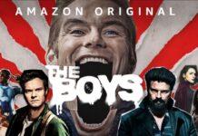 Il finale della seconda stagione di The Boys è disponibile su Prime Video