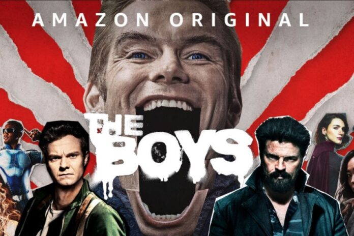 Il finale della seconda stagione di The Boys è disponibile su Prime Video