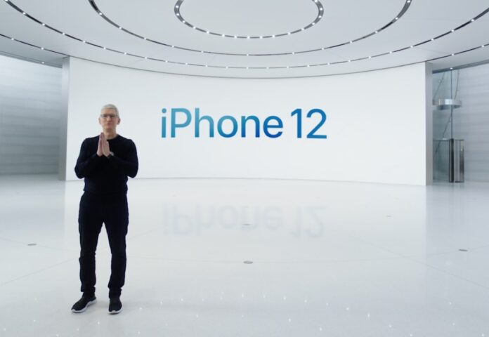 Tim Cook sulle vendite iPhone 12 «Siamo partiti alla grande»