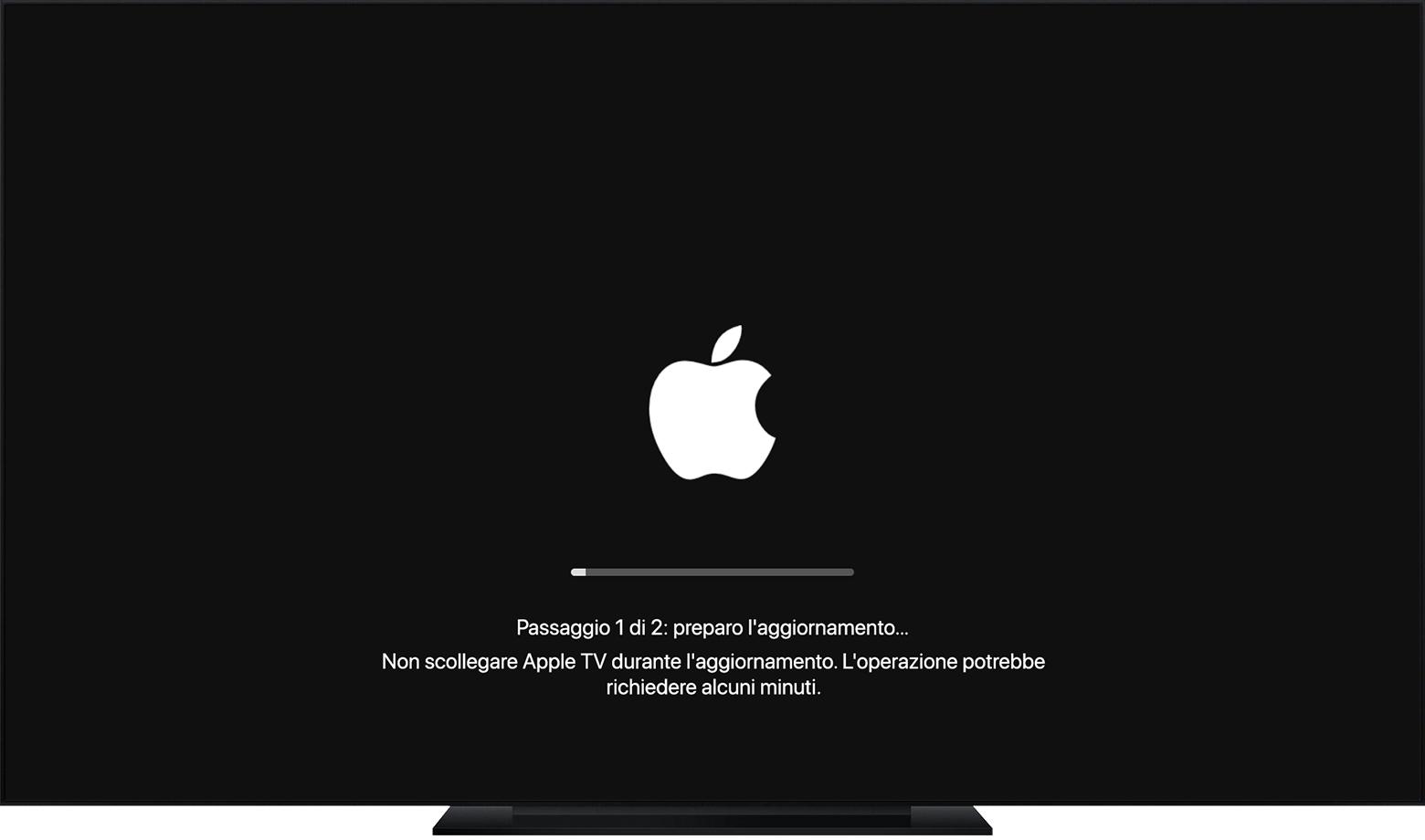 Apple TV, disponibile tvOS 14.0.2