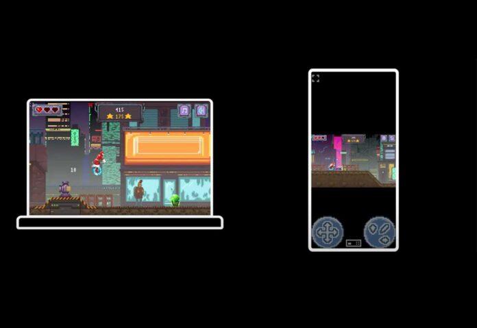 [embargo fino al 15 ottobre ore 9] Vivaldia, un gioco arcade direttamente integrato nel browser Vivaldi
