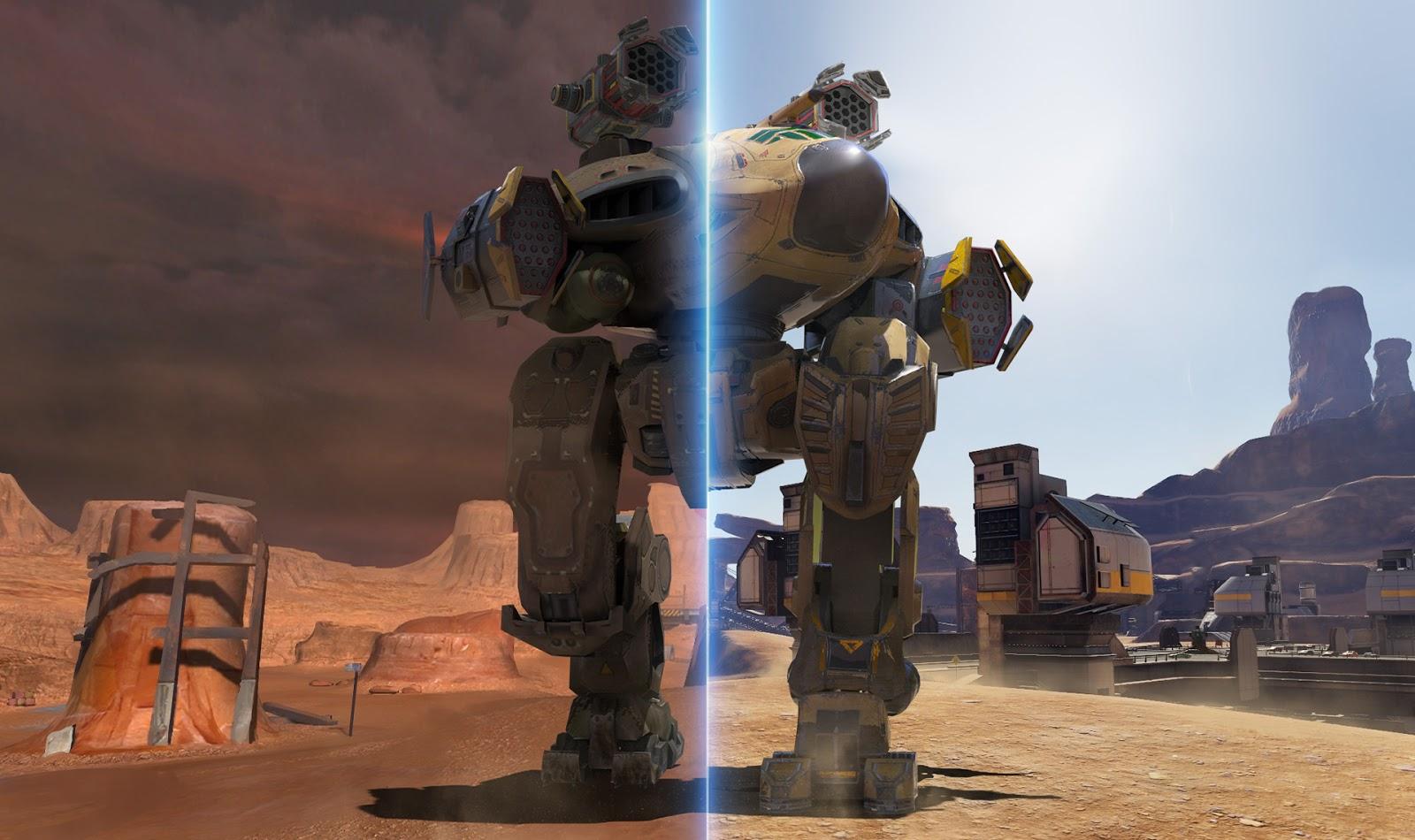 War Robots Remastered, il gioco mostrato all'ultimo evento Apple ora è disponibile