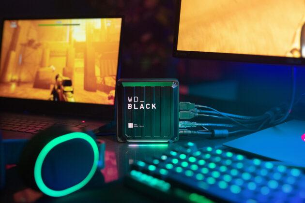 Wastern Digital illustra il WD_BLACK D50 e le altre novità nel dettaglio