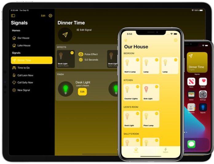 Signals for HomeKit, si aggiorna una delle migliori app per gestire la casa smart di Apple