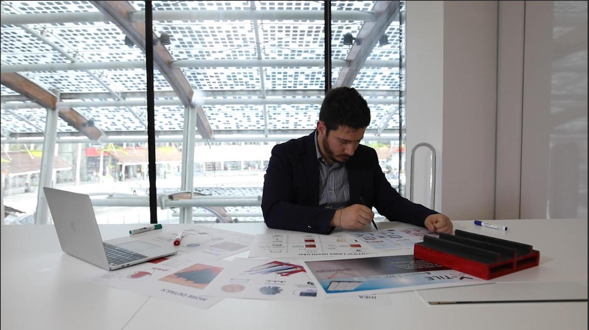Un giovane italiano tra i 20 candidati al James Dyson Award