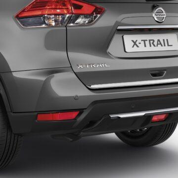 Nissan X-Trail versione Salomon con nuovo sistema di navigazione e infotainment