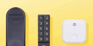 Arriva in Italia Smart Lock Linus di Yale: si gestisce via Smartphone, Apple Watch o tastierino