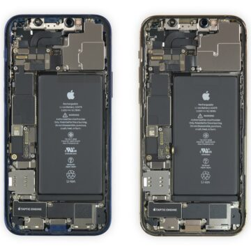 Lo smontaggio degli iPhone 12 rivela i cambiamenti per il 5G