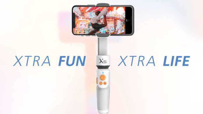 ZHIYUN Smooth-XS, il gimbal compatto ed estensibile per smartphone