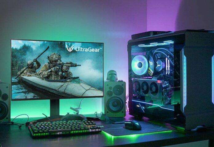 LG UtraGear 27GN950 è un monitor dedicato al gaming