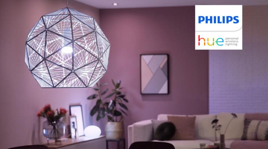 Philips Hue abbraccia l'illuminazione adattiva di Homekit di iOS 14